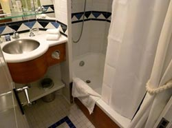 7 Bathroom Hacks To Make Your Cruise Ship Cabin More